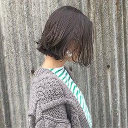 透明感と艶感で褒められ髪にっ♡イチ押しのグレー系ヘアカラー15選