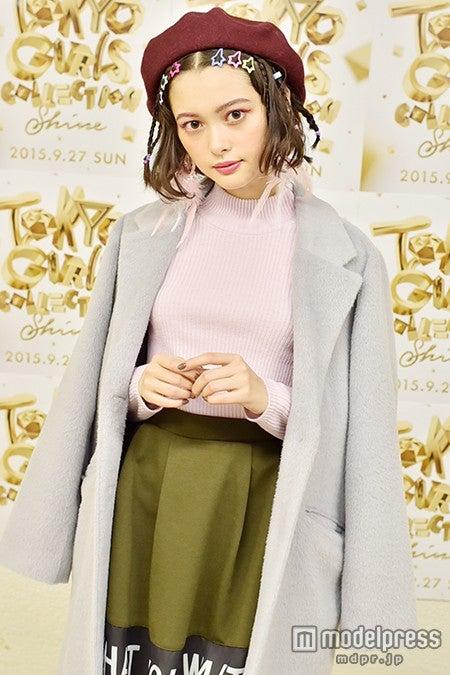 玉城ティナ「JKは雪女」撮影を振り返る【モデルプレス】