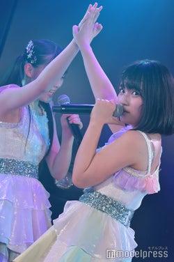 矢作萌夏/AKB48柏木由紀「アイドル修業中」公演(C)モデルプレス