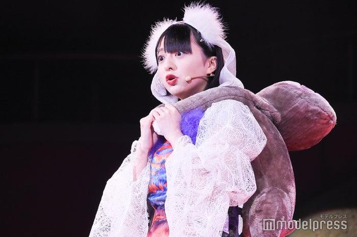 佐藤七海/AKB48チーム8単独公演「Bee School」ゲネプロ(C)モデルプレス