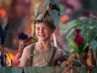 英国史上最大のセットが魔法をかけた『PAN ~ネバーランド、夢のはじまり~』