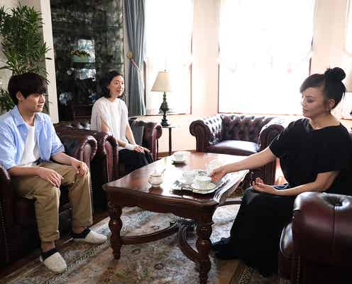 「SUPER RICH」オマージュ演出連発 「ドライフラワー」歌詞&前田敦子名セリフが登場