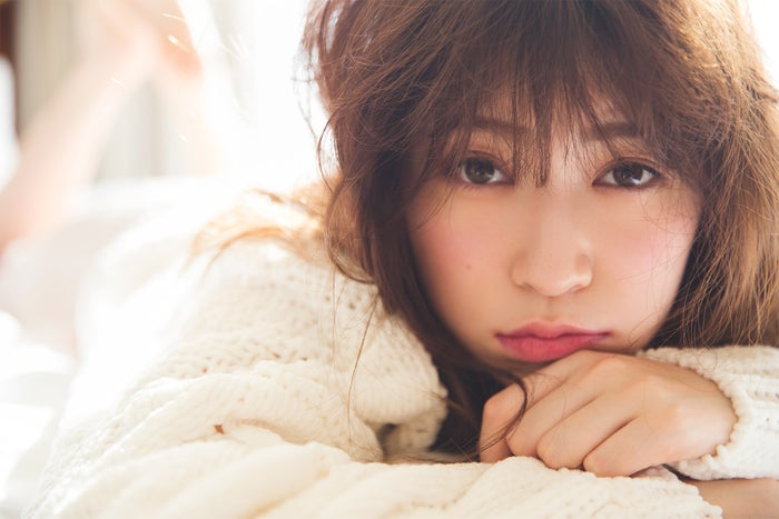 吉田朱里/主婦の友社「Ray」2018年3月号(提供画像)