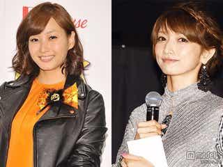 藤本美貴、後藤真希の第1子出産にコメント「ごまっとうで子連れで会いたいな」