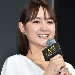 葵わかな、映画「キャッツ」吹替版主人公に抜擢「猫に一歩近づけた気がして嬉しい」