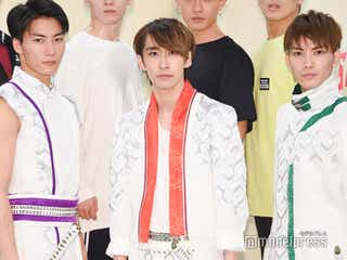 「KYOTO SAMURAI BOYS」福澤侑・里中将道・泰江和明ら躍動 イケメン侍が咲き乱れる