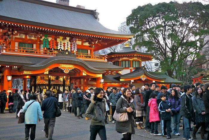 千葉神社/初詣 @千葉神社(Chiba Shrine) by doronko