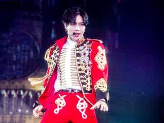 テミン、ソロアリーナツアー開幕 SHINeeメンバーの想い伝える<TAEMIN AREA TOUR 2019 ~X(TM)~>