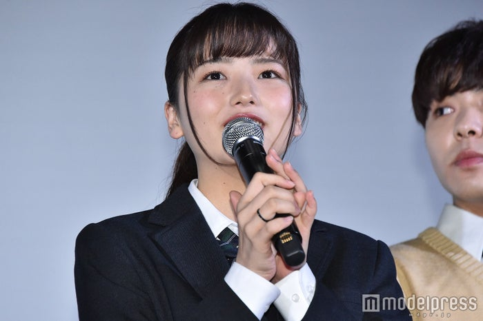 久田莉子 (C)モデルプレス