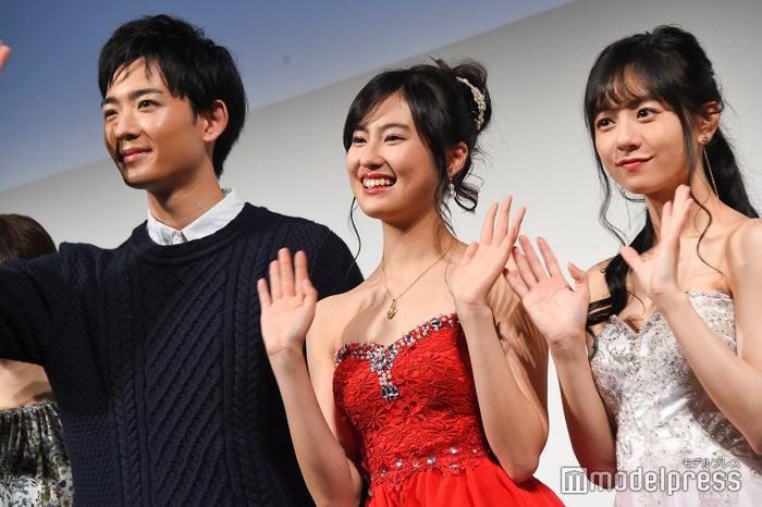 竜星涼、恒松祐里、伊藤萌々香 (C)モデルプレス