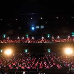 会場の様子(C)2020「滝沢歌舞伎 ZERO 2020 The Movie」製作委員会