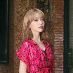 IZ*ONE、新ビジュアル公開「Vampire」<咲良&ウォニョン&イェナ&ユリ>