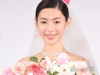 「ゼクシィ」12代目CMガールに白石聖 新郎役は「ウルトラマン」平田雄也