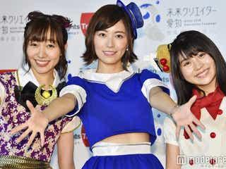 SKE48松井珠理奈・須田亜香里・小畑優奈、紅白単独出場に意欲