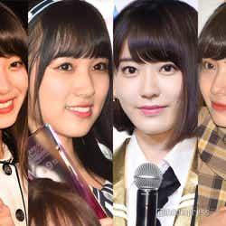 """モデルプレス - 「PRODUCE48」初の脱落者発表へ 現在の""""デビュー圏内""""&注目練習生は?"""