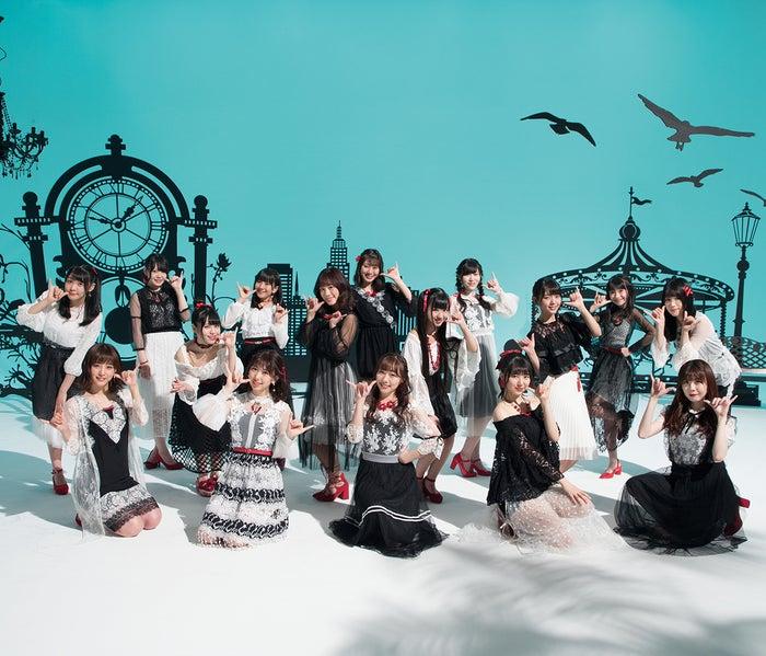 SKE48チームE(写真提供:テレビ朝日)