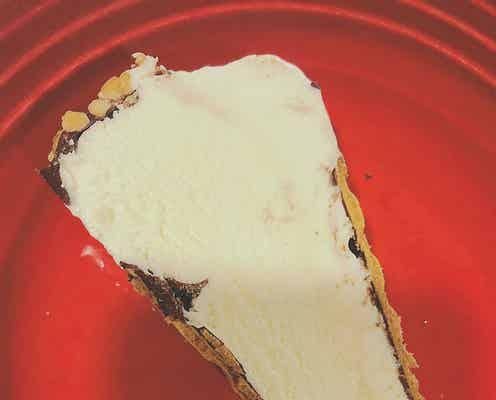 北陽・虻川、息子と縦に半分ずつ分けたアイスを公開「良い所全部味わえた」