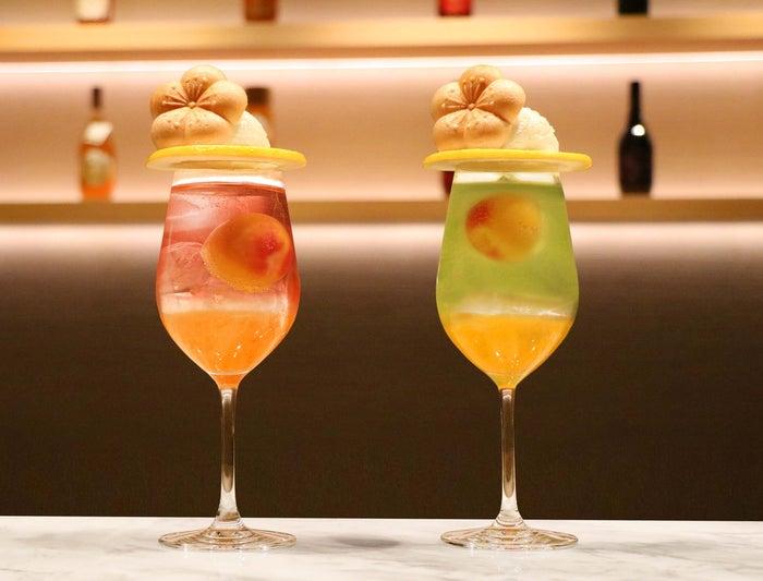 専門店の梅づくしアフタヌーンティー/画像提供:チョーヤ梅酒