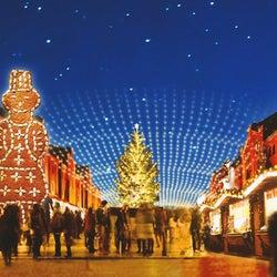 「クリスマスマーケットin 横浜赤レンガ倉庫」今年はドイツの古都アーヘンを再現