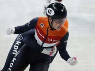 スケート=18年五輪銅メダルの女子オランダ代表、27歳で死去