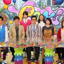 「PON!」木曜出演者(画像提供:日本テレビ)