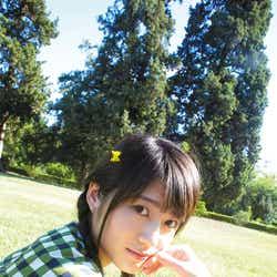 若月佑美1st写真集『パレット』収録カット(C)桑島智輝/週刊ヤングジャンプ