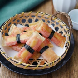 簡単おつまみ「カニカマチーズのパリパリ揚げ」の作り方