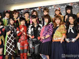 """AKB48、男装にゴスロリ…個性派揃いの""""ヤンキー""""に 銃撃戦、過激アクションも<全メンバーコメント>"""