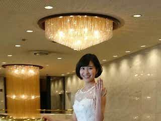 「恋ヘタ」土村芳、人生初のウエディングドレス姿披露 お相手は誰…?物語は急展開