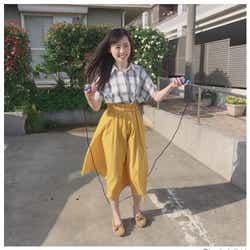 モデルプレス - 福原遥、笑顔で縄跳びする動画が「可愛い」「癒される」と反響