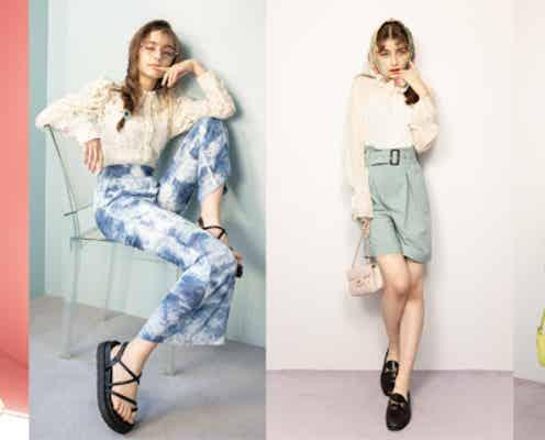 「ViVi」専属モデル・嵐莉菜がZOZOTOWNとコラボしたオリジナルブランドを発表!