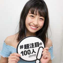 HKT48松岡はな『AKB48総選挙公式ガイドブック2018』(5月16日発売/講談社)公式ツイッターより