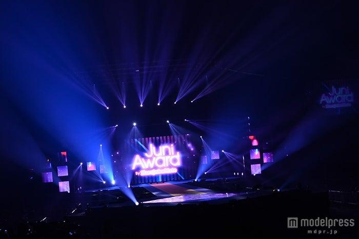 「JuniAward 2015 AUTUMN/WINTER」会場の様子