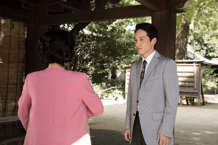 八木亜希子、田野倉雄太(画像提供:テレビ朝日)