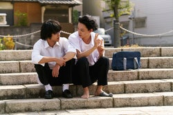 池松壮亮、菅田将暉(C)2016映画「セトウツミ」製作委員会