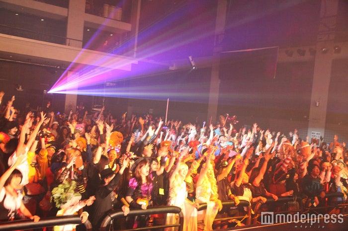 パレード後のハイテンションクラブパーティー「DANCING PUMPKIN」/画像提供:カワサキ ハロウィン プロジェクト