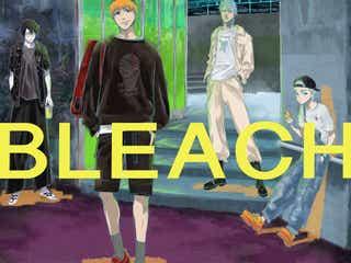 「BLEACH」「TGC2021 S/S」スペシャルコラボが実現