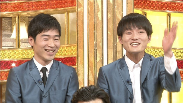 ジャルジャル(C)テレビ朝日