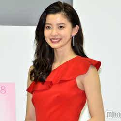 「FOODEX美食女子グランプリ2018」アンバサダーの朝比奈彩(C)モデルプレス