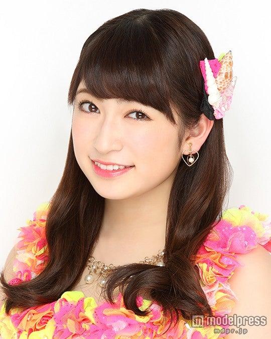 NMB48吉田朱里、総選挙順位発表「アイドル人生まだまだ終わりません」(C)AKS【モデルプレス】