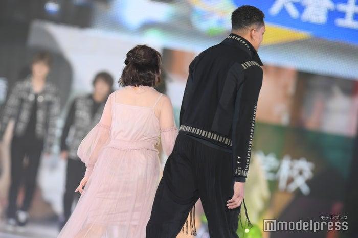 田中優衣、福田愛大 (C)モデルプレス