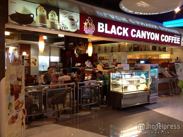 「BLACK CANYON COFFEE」/photo by goodiesfirst