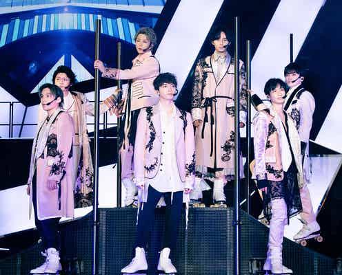 キスマイ、デビュー10周年記念日にベストアルバム発表<全メンバーコメント>
