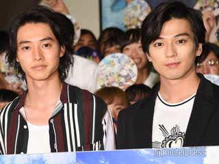 山崎賢人&新田真剣佑、一緒にカラオケに行くと…?最近の十八番も発表