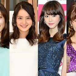 モデルプレス - 「世界で最も美しい顔100人」発表 桐谷美玲が日本の頂点に