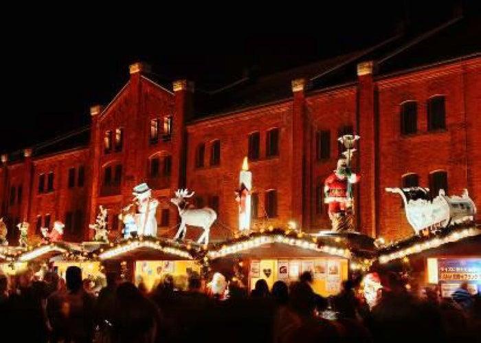 クリスマスマーケット in 横浜赤レンガ倉庫/画像提供:株式会社 横浜赤レンガ