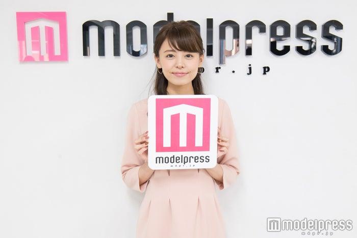 宮澤智アナウンサー(C)モデルプレス