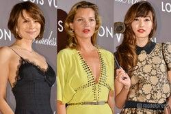 ケイト・モス、米倉涼子、ヨンアら各界の豪華セレブリティが「ルイ・ヴィトン」イベントに集結<写真特集>