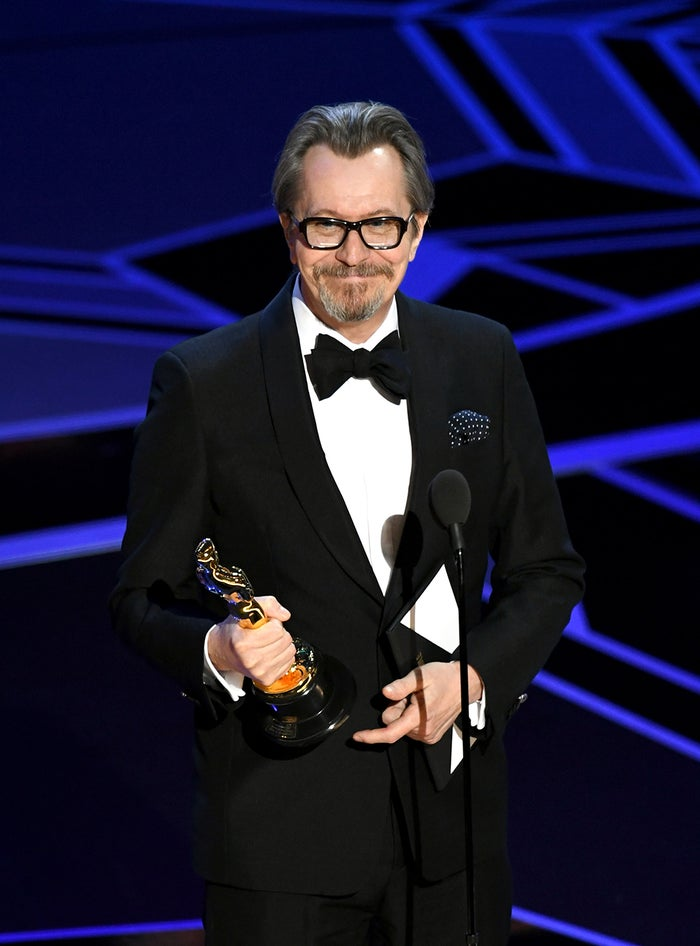 ゲイリー・オールドマン(写真:Getty Images)