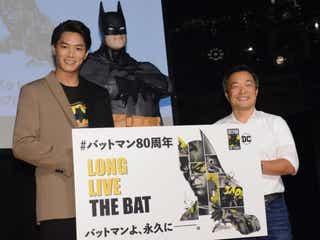 バットマン80周年企画はキャリアのハイライト!アメコミ界のレジェンドが東京に